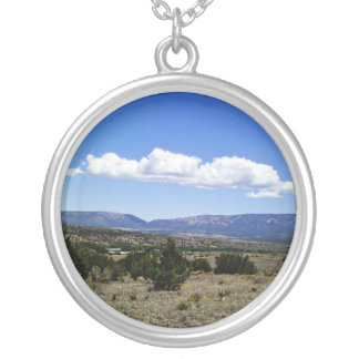 Capitan Gap Mountains New Mexico Necklaces