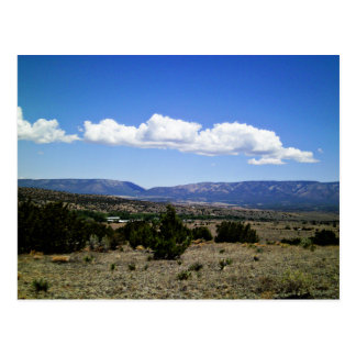 Capitan Gap Mountains New Mexico Postcard