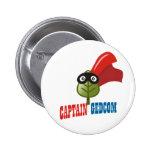 Capitán GEDCOM Pin