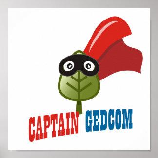 Capitán GEDCOM Poster