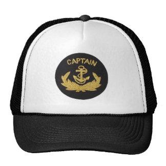 Capitán Gorro De Camionero
