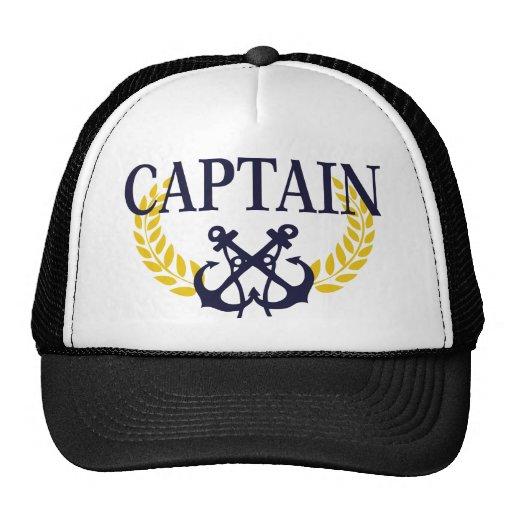 Capitán Gorros Bordados