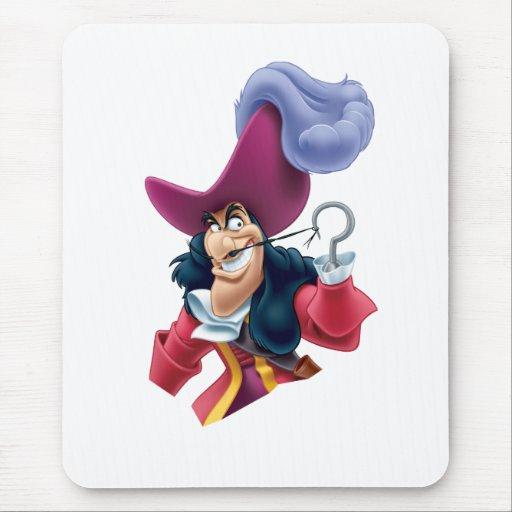 Capitán Hook Alfombrillas De Ratones
