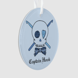 Capitán Hook - cráneo del ganchillo (parte