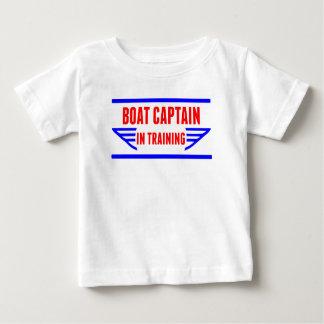 Capitán In Training del barco Playeras