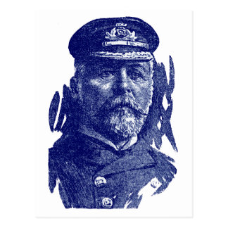Capitán John Smith, HMS titánico Tarjetas Postales