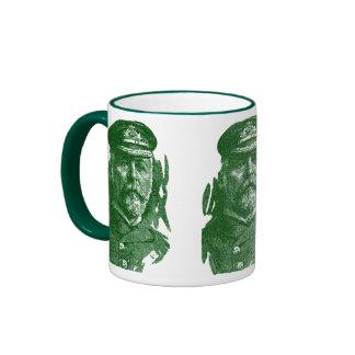 Capitán John Smith, HMS titánico Taza De Café
