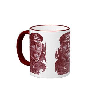 Capitán John Smith, HMS titánico Tazas De Café