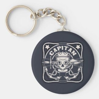 Capitan Keychain