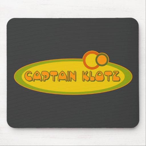 Capitán Klotz - héroe jídish Alfombrillas De Raton