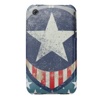 Capitán Liberty Case Case-Mate iPhone 3 Protectores