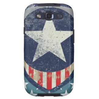 Capitán Liberty Case-Mate Case Samsung Galaxy SIII Funda