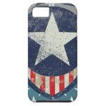 Capitán Liberty Case-Mate Case iPhone 5 Cárcasa