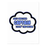 Capitán. Livin el sueño Tarjetas Postales