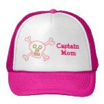 Capitán Mom del pirata Gorro De Camionero