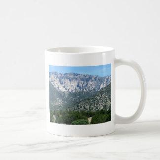 Capitan Mountains, Arabela, NM Coffee Mugs