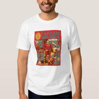 Capitán Obvious T-Shirt Poleras