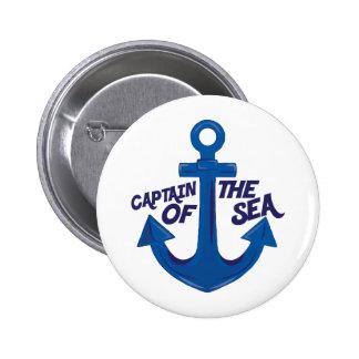 Capitán Of Sea Pin