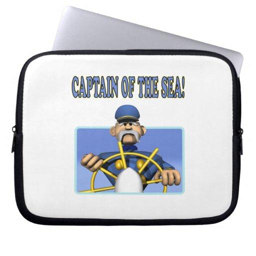 Capitán Of The Sea Fundas Ordendadores