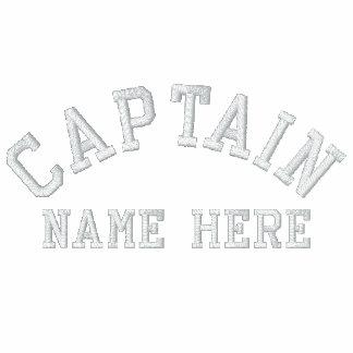 Capitán - personalizable polo