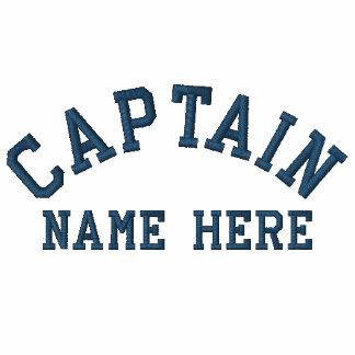 Capitán - personalizable polo bordado