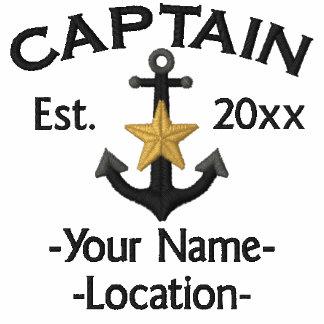 Capitán personalizado Star Anchor del barco del Polo