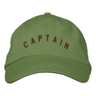 Capitán Pilot Hat Gorra De Béisbol
