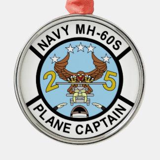 Capitán plano de la marina de guerra MH-60S Adornos