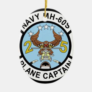 Capitán plano de la marina de guerra MH-60S Adorno Para Reyes