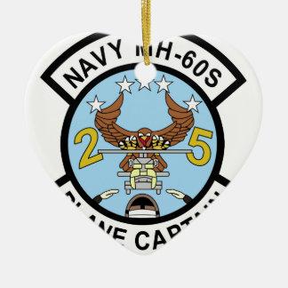 Capitán plano de la marina de guerra MH-60S