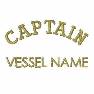 Capitán polo del nombre del barco de Pesonalised