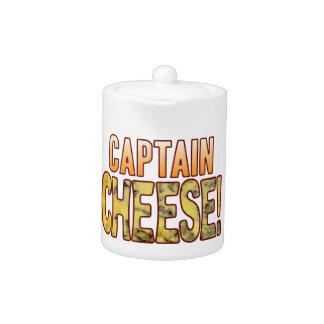 Capitán queso verde