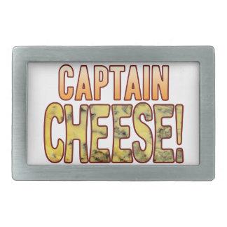 Capitán queso verde hebillas de cinturon rectangulares