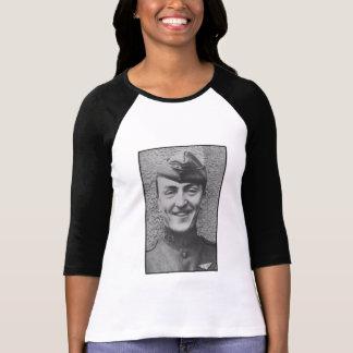 Capitán Rickenbacker Camisetas