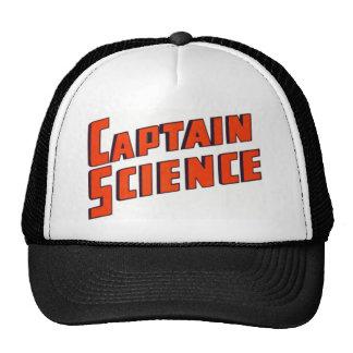 Capitán Science Gorros Bordados