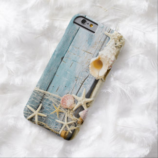 Capitán Seaworld Funda De iPhone 6 Barely There