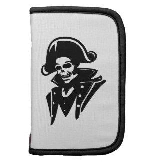 Capitán Skull del pirata Organizadores