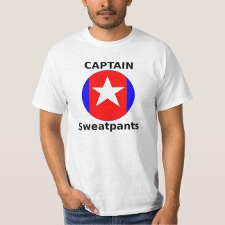 Capitán Sweatpants Playera