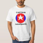 Capitán Sweatpants Polera