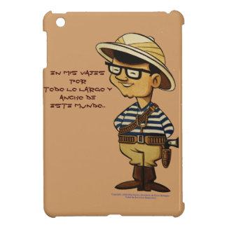 Capitán Tan en mis viajes por todo lo largo y Cover For The iPad Mini