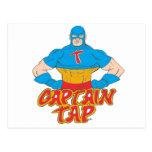 ¡Capitán Tap! Postales