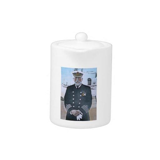 Capitán titánico Edward J. Smith del RMS