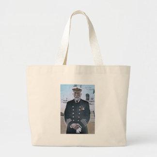 Capitán titánico Edward J. Smith del RMS Bolsas De Mano