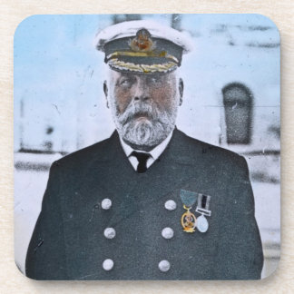 Capitán titánico Edward J Smith del RMS Posavaso