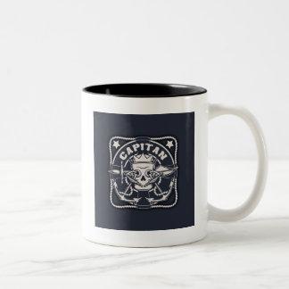 Capitan Two-Tone Coffee Mug