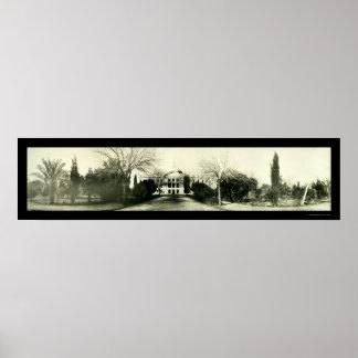 Capitol Bldg Phoenix Photo 1908 Poster