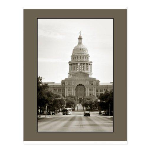 Capitol Building, Austin, TX Post Cards