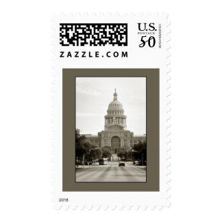 Capitol Building, Austin, TX Postage