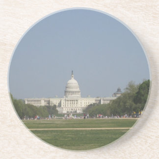 Capitol Building Drink Coasters