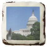 Capitol Building in Washington DC Brownie